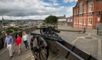 Derry-city-walls