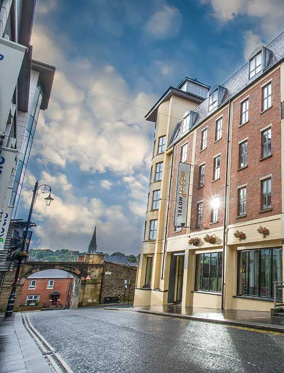 Home | Maldron Hotel Derry