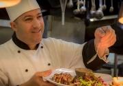 Maldron-Hotel-Derry-chef-preparing-delicious-main-course-for-grain-and-grill-restaurant