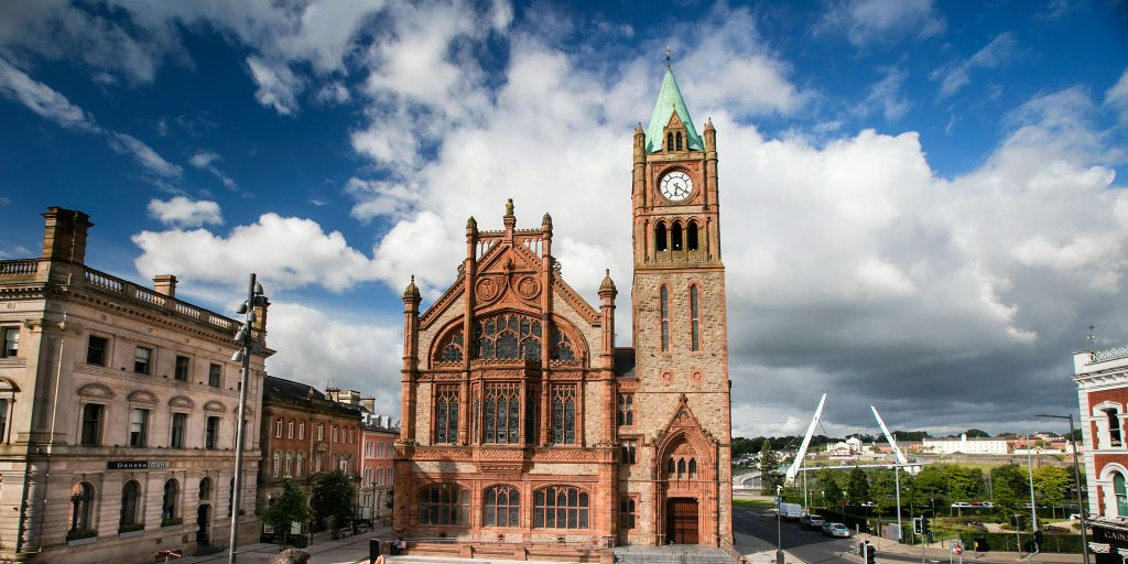 The-Guildhall,-Derry
